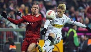 Prediksi Bayern Munchen vs Borussia M'gladbach 30 April 2016