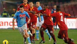 Prediksi Bola AS Roma vs Napoli 25 April 2016