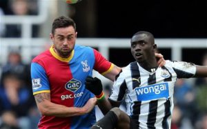 Prediksi Newcastle United vs Crystal Palace 30 April 2016