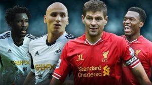 Prediksi Swansea City vs Liverpool 1 Mei 2016