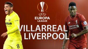 Prediksi Villarreal vs Liverpool 29 April 2016